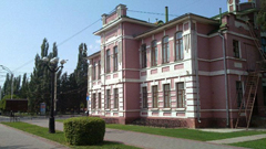The Rachmaninov Institute in Tambov